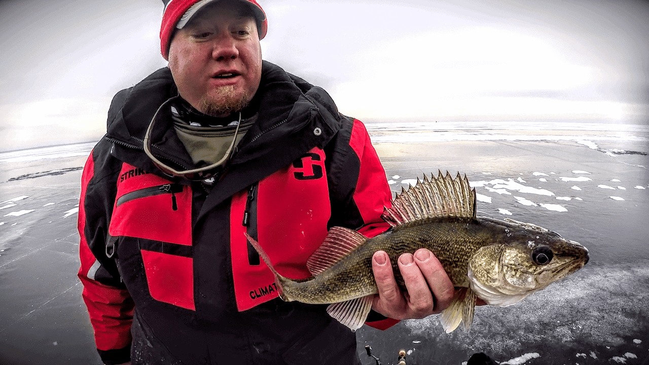 Mille Lacs Lake (MN) Walleye Report – Brad Hawthorne