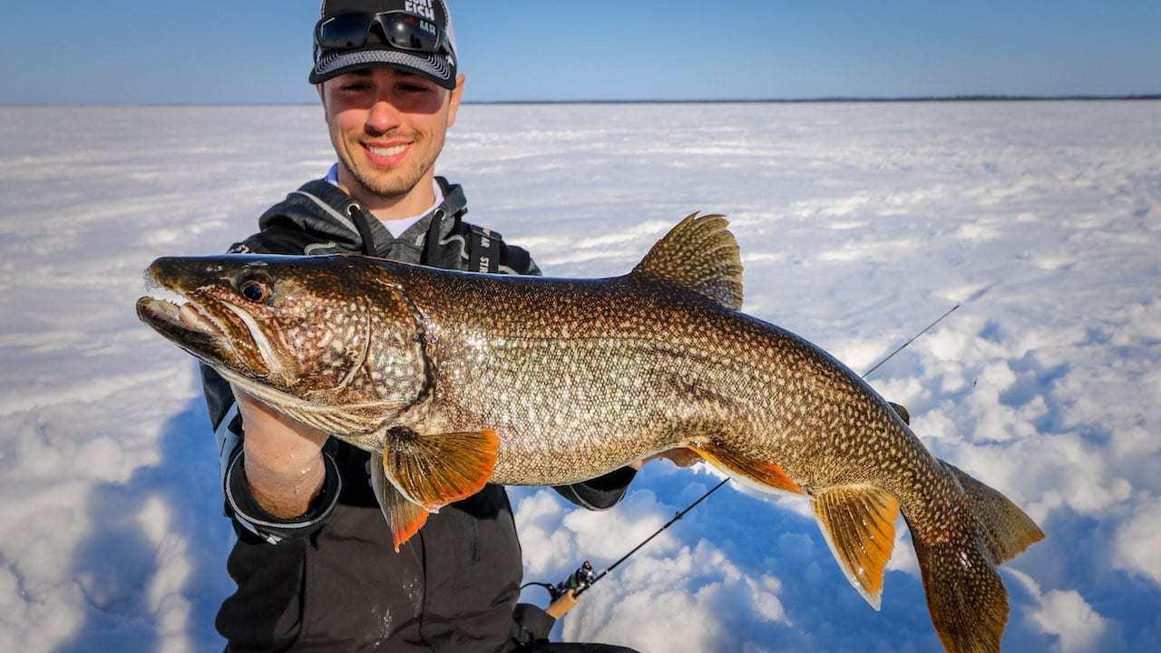 Ice Fishing on a Whole Different Level – Wekusko Falls Lodge, Manitoba