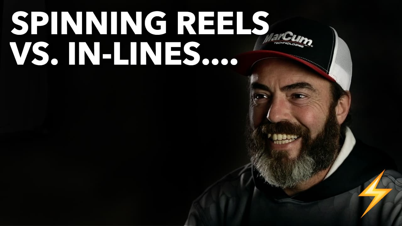 Panfish Reels (Spinning vs. In-Line) — Ice Pros Q&A