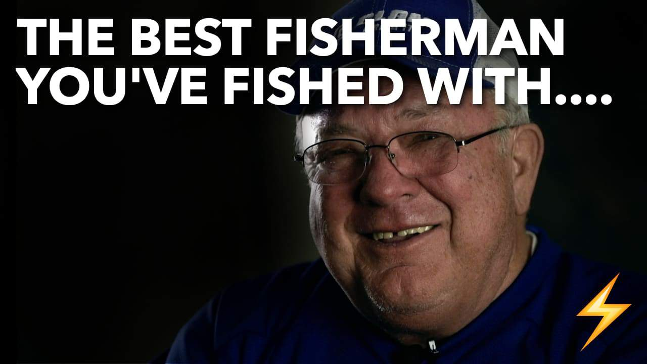 Who's the BEST Fisherman You've Fished With???