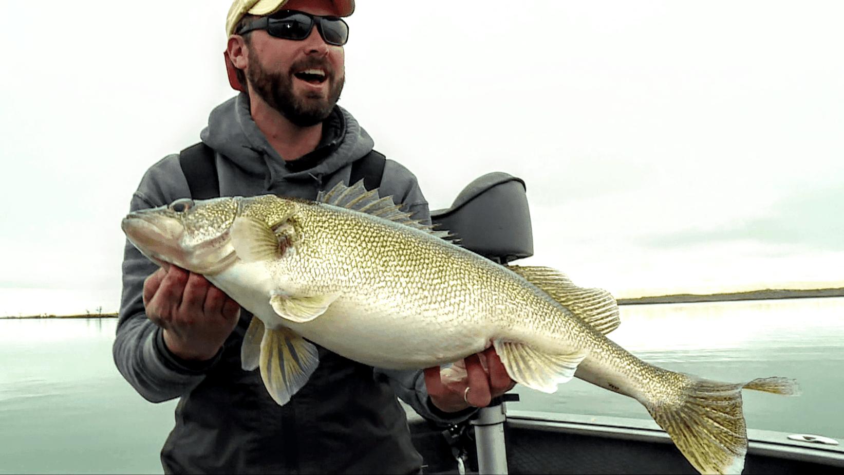 How to Fish Dakota Prairie Lakes in Spring
