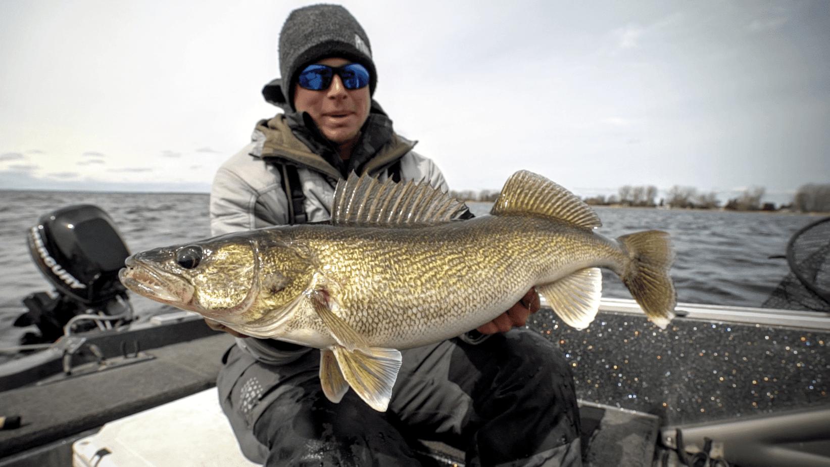 Green Bay (WI) Fishing Report – Doug Wegner