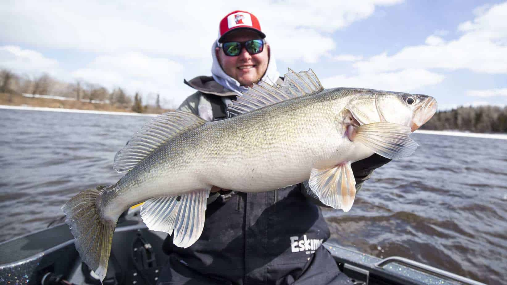 Rainy River (MN) Fishing Report – Will Pappenfus