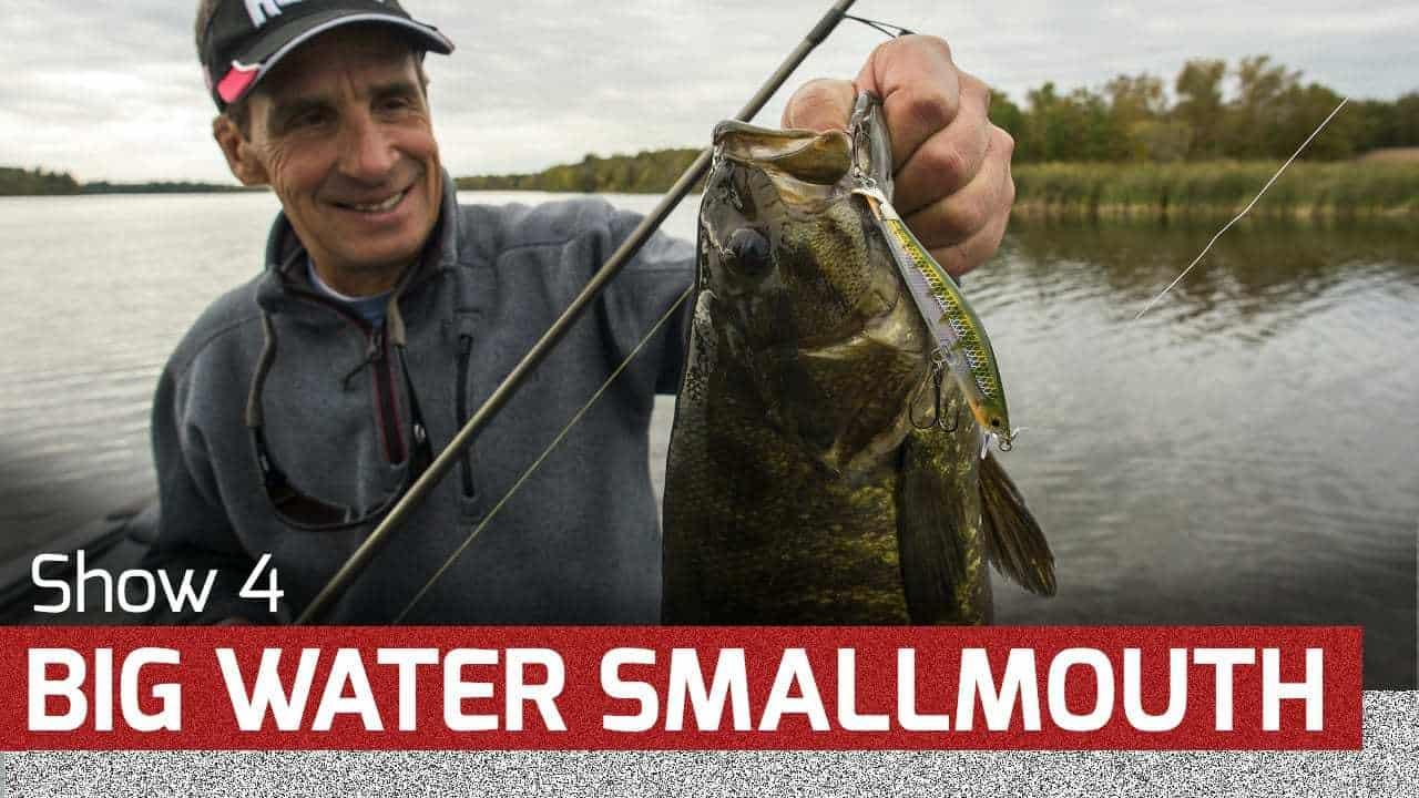 Big Water Smallmouth