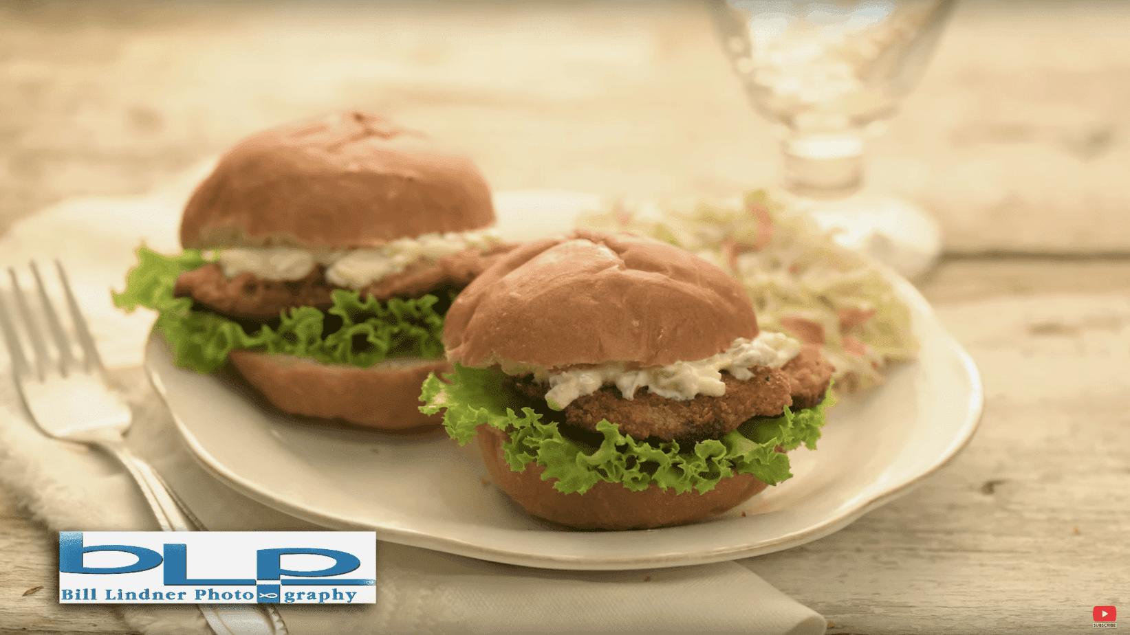 Bluegill Slider Recipe (step-by-step)