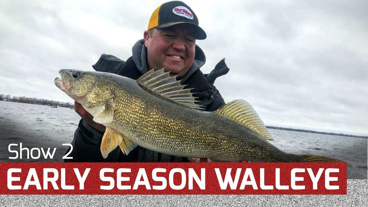 Early Season Walleye