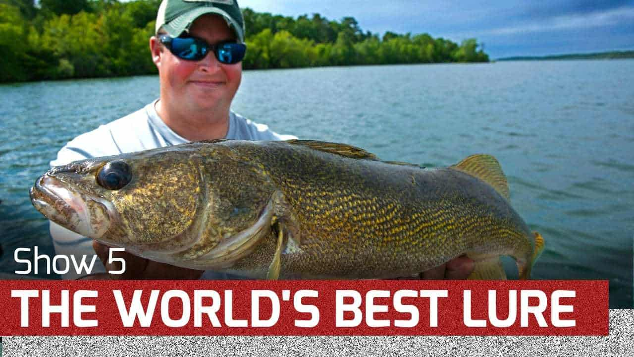 The World's Best Fishing Lure – AnglingBuzz TV
