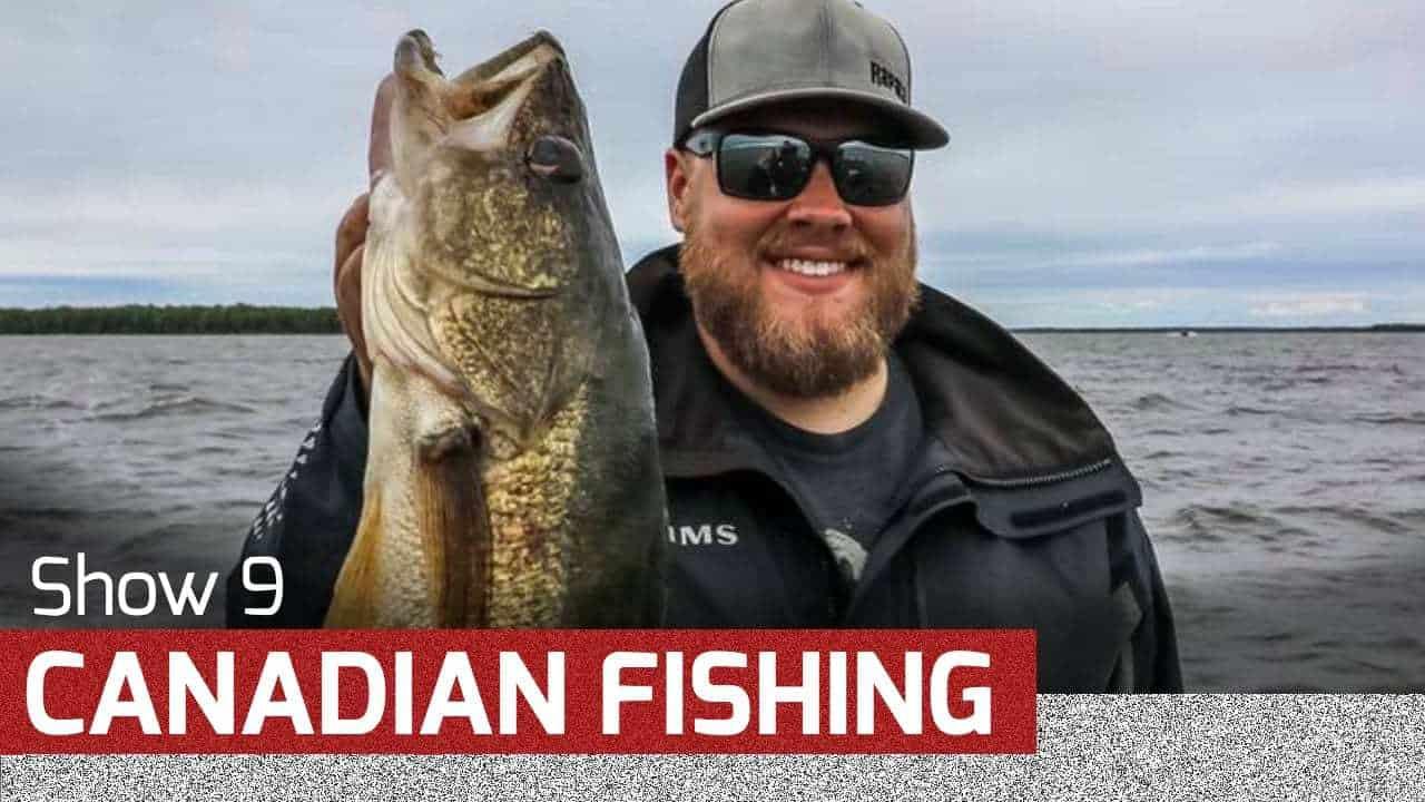 Canadian Dream Fishing – AnglingBuzz TV