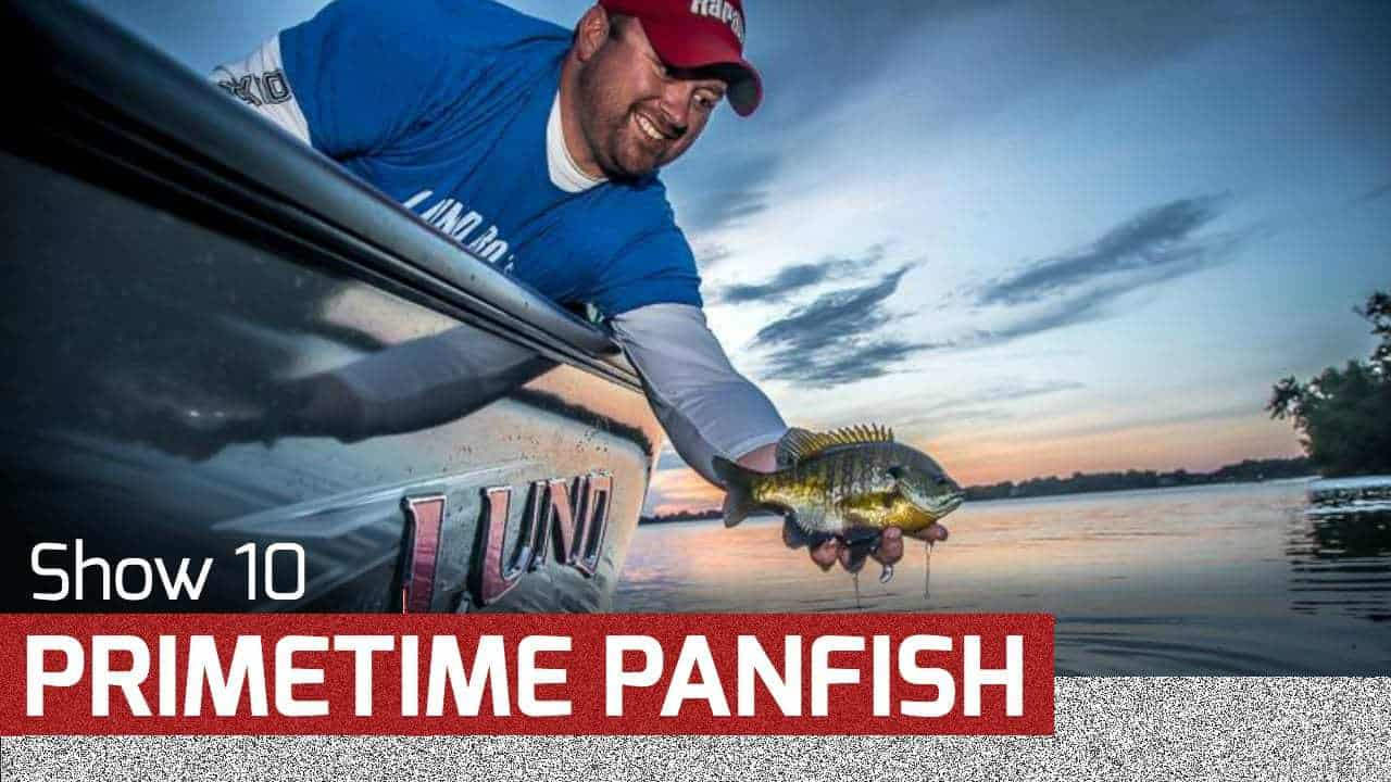 Primetime Panfish – AnglingBuzz TV