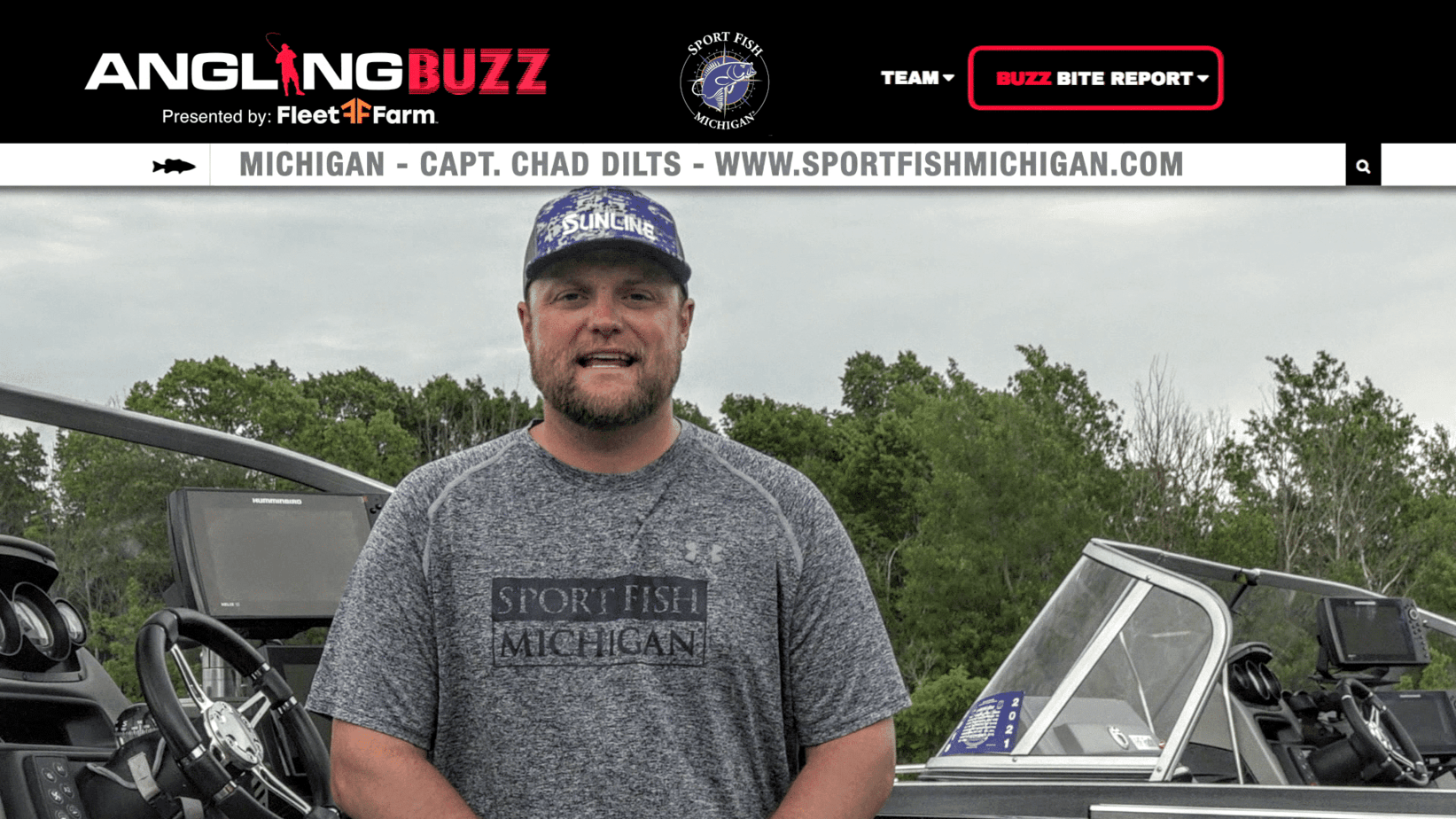 Michigan Fishing Report – Capt. Chad Dilts