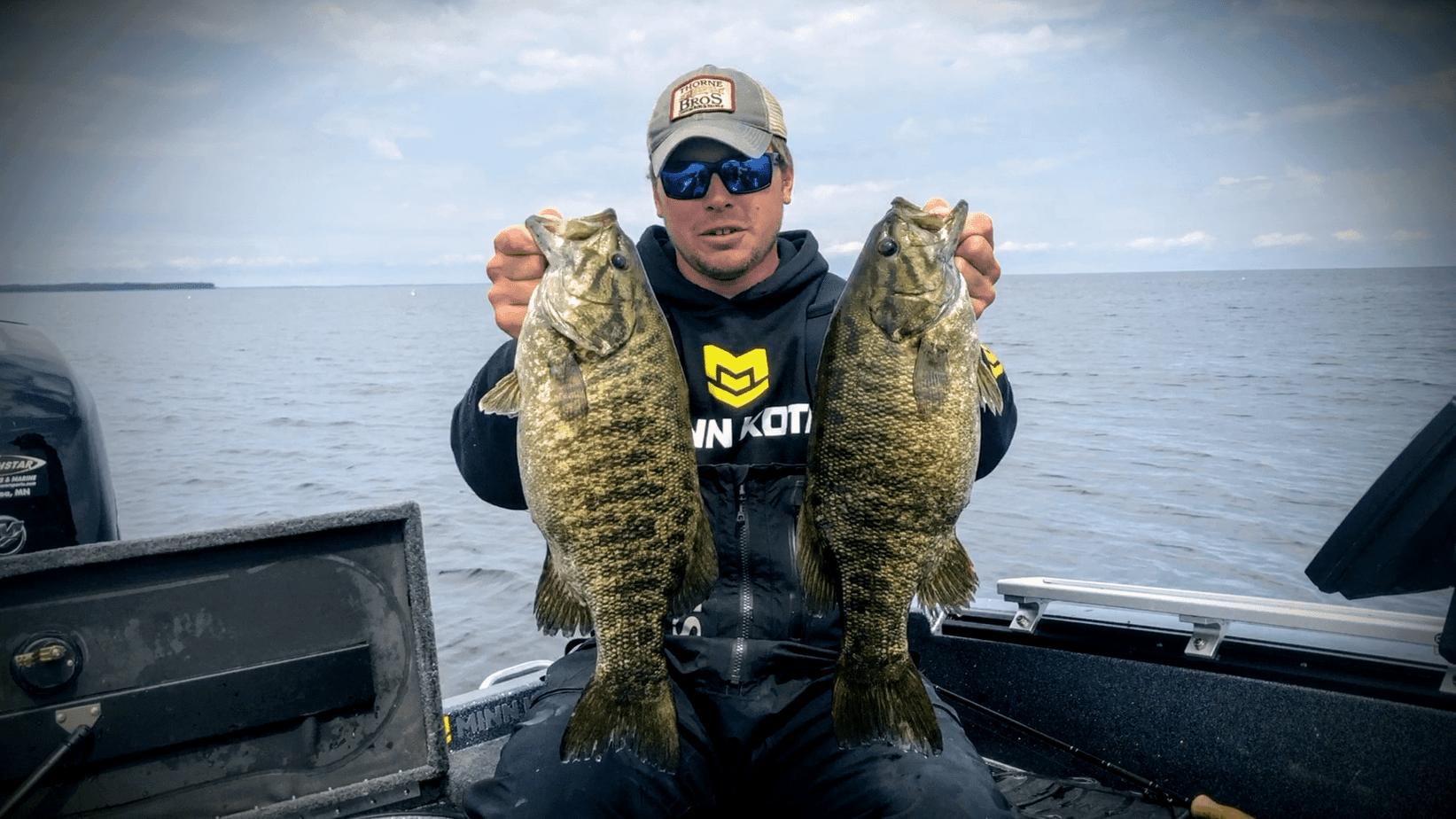 Green Bay (WI) Smallmouth Report – Doug Wegner