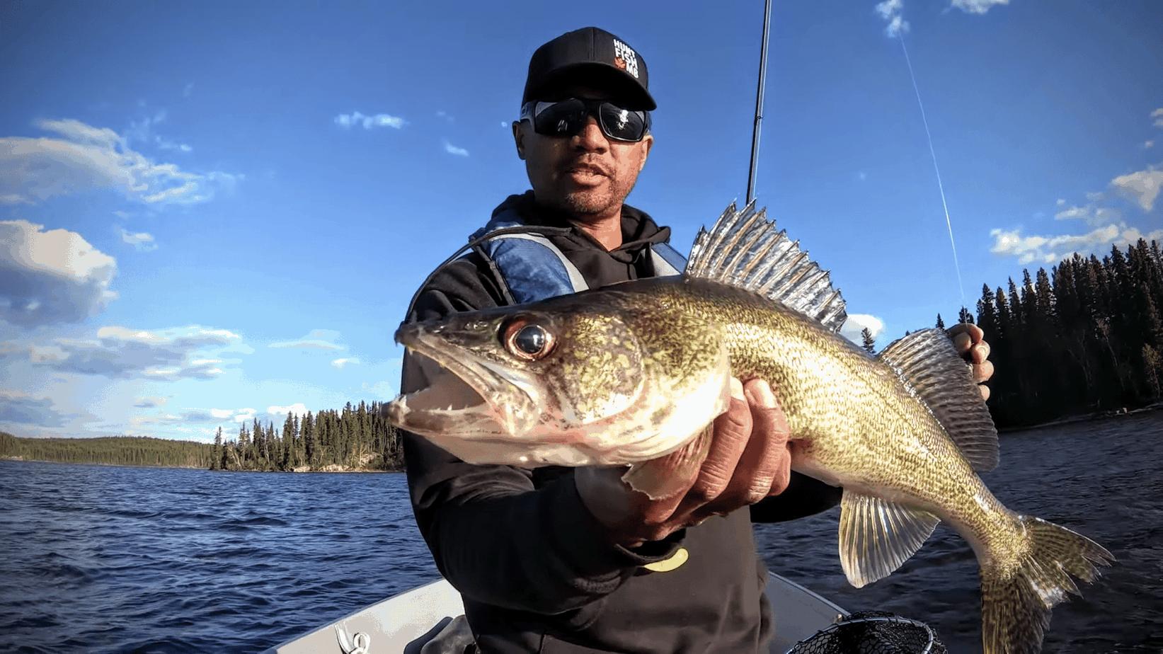 Drive-to Walleye Fishing at Paint Lake Lodge