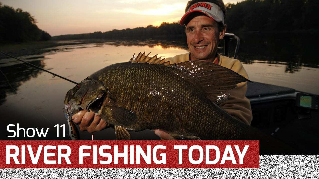 River Fishing Today – AnglingBuzz TV