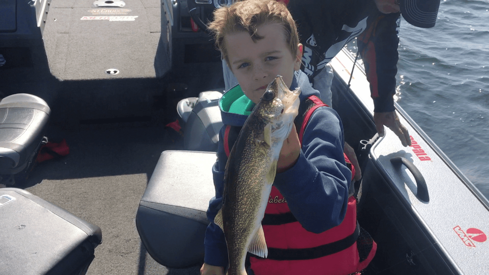 Mille Lacs Lake MN Fishing Report – Troy Smutka