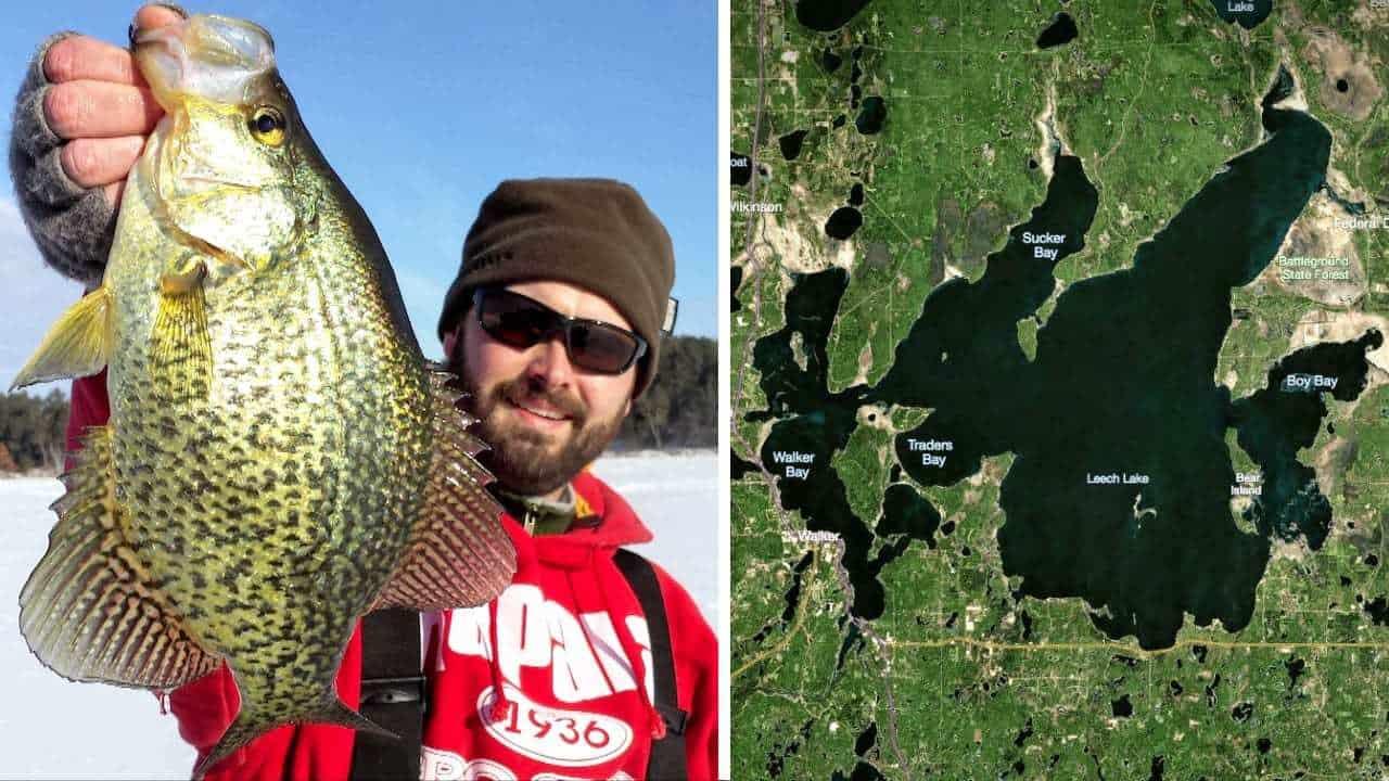 Leech Lake Fishing STATUS