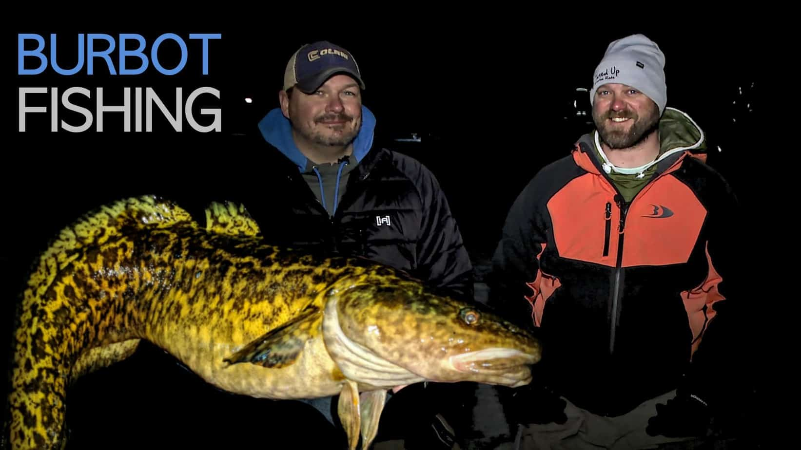 Burbot-Eelpout Fishing Q&A
