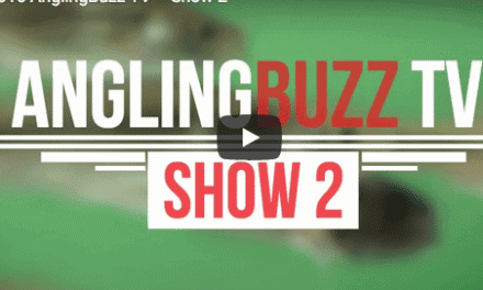 2016 Angling Buzz TV – Show 2