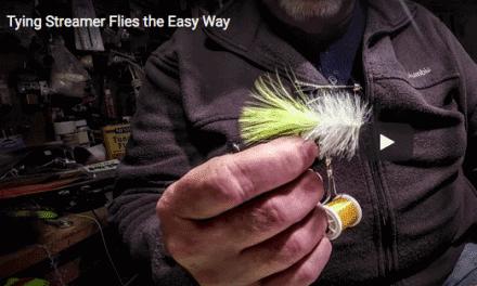 Tying Streamer Flies the Easy Way