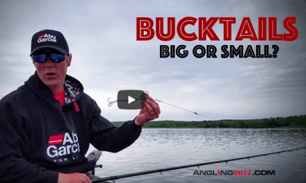 Large vs. Small Bucktails for Muskies – Which is Best?
