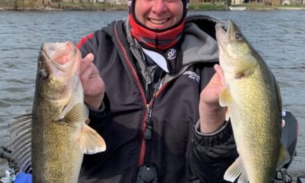 Winnebago Area (WI) Fishing Report