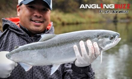 Hot River Fishing – AnglingBuzz TV