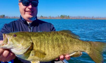 Northwest Wisconsin Fishing Report