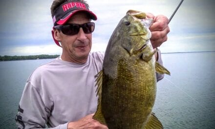 Topwater Fishing Tips for Smallmouth & Largemouth Bass