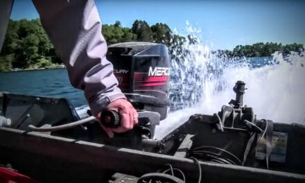 Keep a Healthy Running Outboard (3 Step Process)