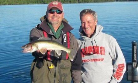 Lake Vermilion Summer Multi-Species Fishing Report