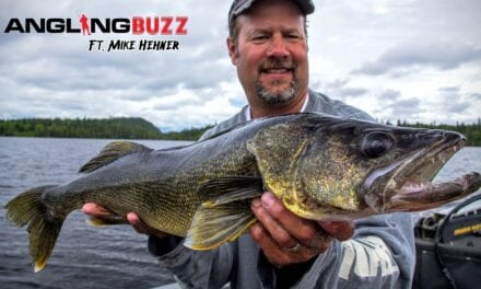 Walleye Trolling Logic – AnglingBuzz TV