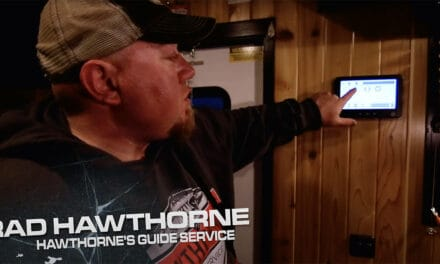 Using the InCommand System in your Yetti Fish House
