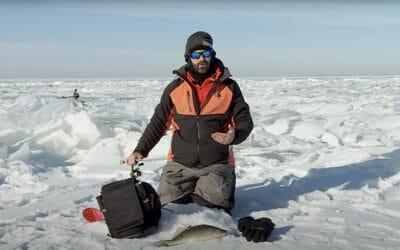 Early Ice Helix Navigation
