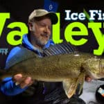 Ice Fishing Walleye
