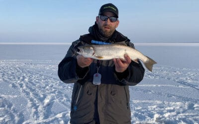 Lake Superior and Northern Wisconsin Buzz Bite Report: 1-5-2021