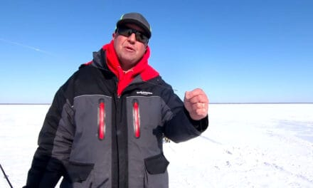 Line Choice for Ice Fishing