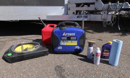 Generator Maintenance and Storage