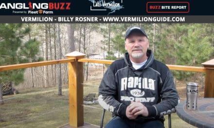 Lake Vermilion 4-23-21 Buzz Bite Report