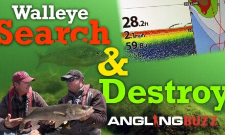 Search and Destroy Walleye