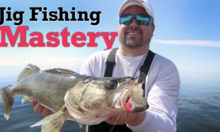 Jig Fishing Mastery